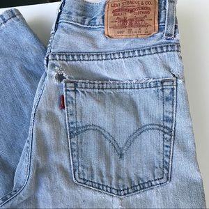 Levi's orange tab high waist mom jeans wedgie 26